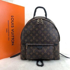 Louis Vuitton Palm Springs MM Brand New